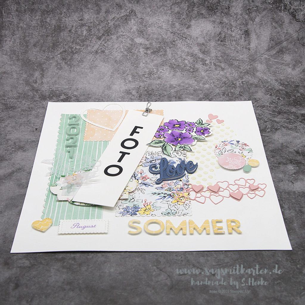 Blog Hop Sommer