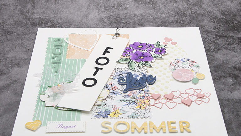 Blog Hop der Papierstylisten – Sommer
